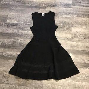 M Missoni black sleeveless knit mini dress 42 6